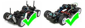 mini rules chassis